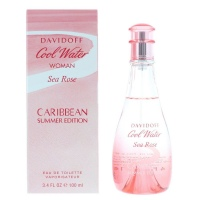 Davidoff Cool Water Woman Sea Rose Caribbean