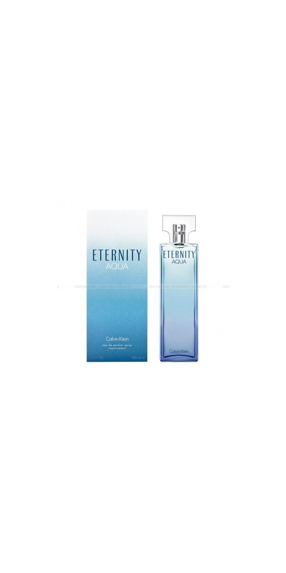 Calvin Klein Eternity Aqua For Women духи купить туалетную воду